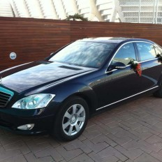 Mercedes Clase S Luxury (1)